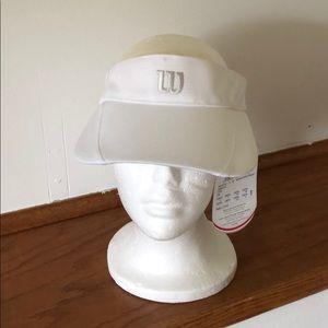 Brand new Wilson visor
